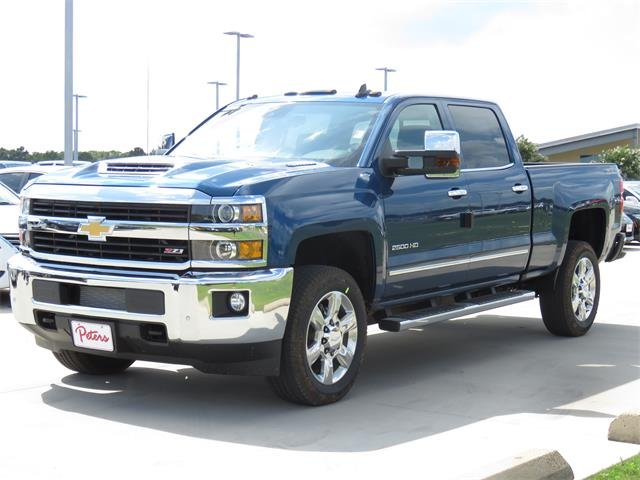 new 2017 chevrolet silverado 2500hd ltz crew cab in longview